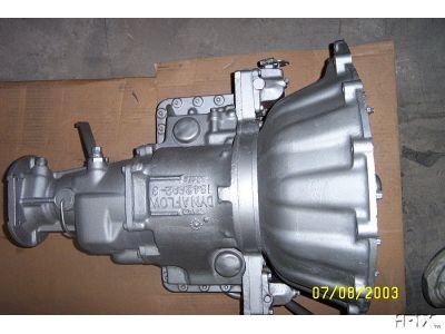 GM Dynaflow transmission
